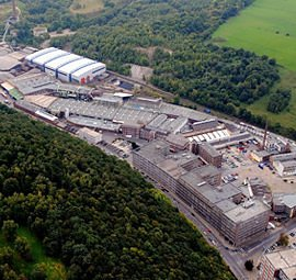 Production at Aurubis Stolberg GmbH & Co. KG had to  be stopped due to flooding